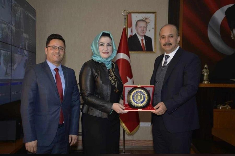 EMŞAV'dan Adana Emniyet Müdürlüğüne ziyaret