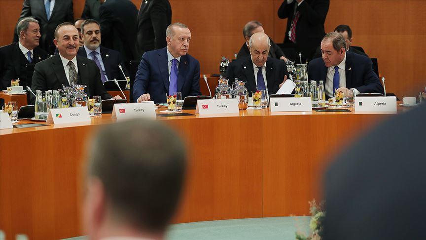 Libya'da Türkiye'yi dışlayan senaryolar sonuçsuz kalacak