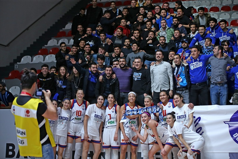 Büyükşehir Belediyesi Adana Basketbol - İzmit Belediyespor