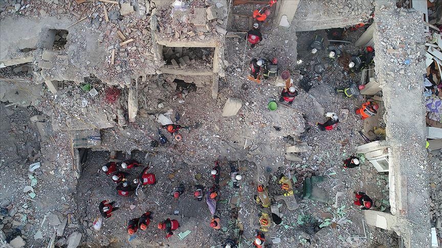 Soylu: İlk yıkılan 58 binanın acil kira yardımı bugün kişilerin hesaplarına gönderilecek