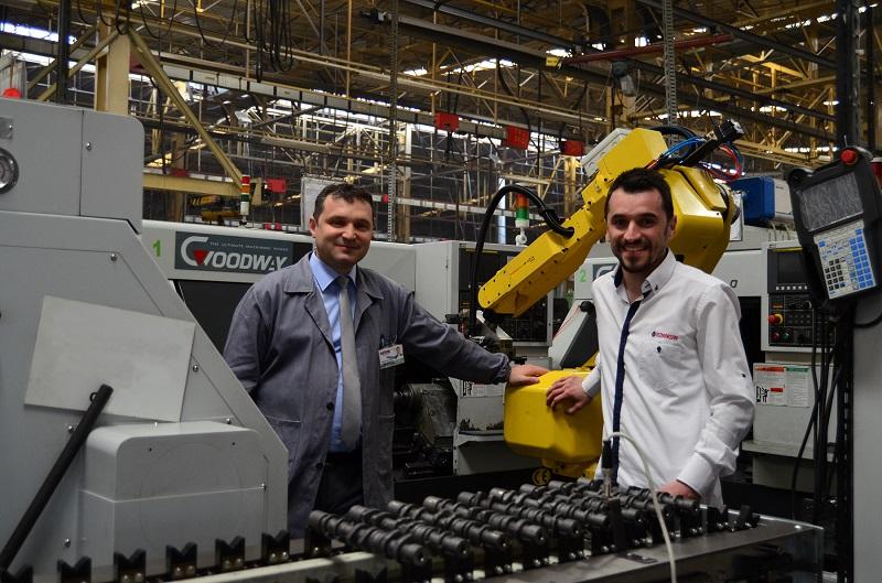 Robotlar ve makineler birbiriyle konuşuyor, fabrikalar 7/24 çalışıyor
