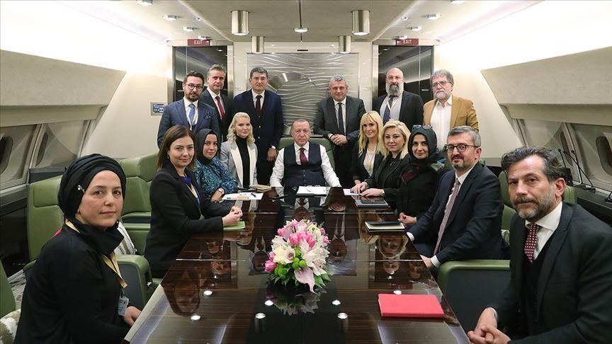 Erdoğan: Soçi Mutabakatı neye amir ise biz gereğini istiyoruz