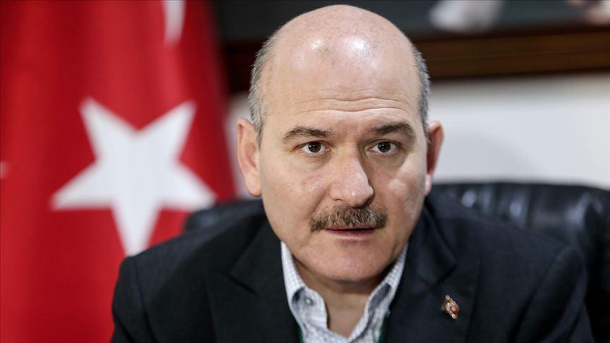 İçişleri Bakanı Soylu: Özel araçlardaki vatandaşlarımızın sağlık durumlarını kontrol eden sistem illerimize kuruldu