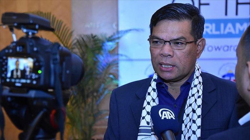 Malezyalı bakandan Filistin sorununda Türkiye ile çalışma vurgusu