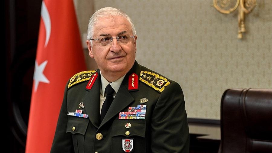 Genelkurmay Başkanı Güler ile Rus mevkidaşı Gerasimov görüştü
