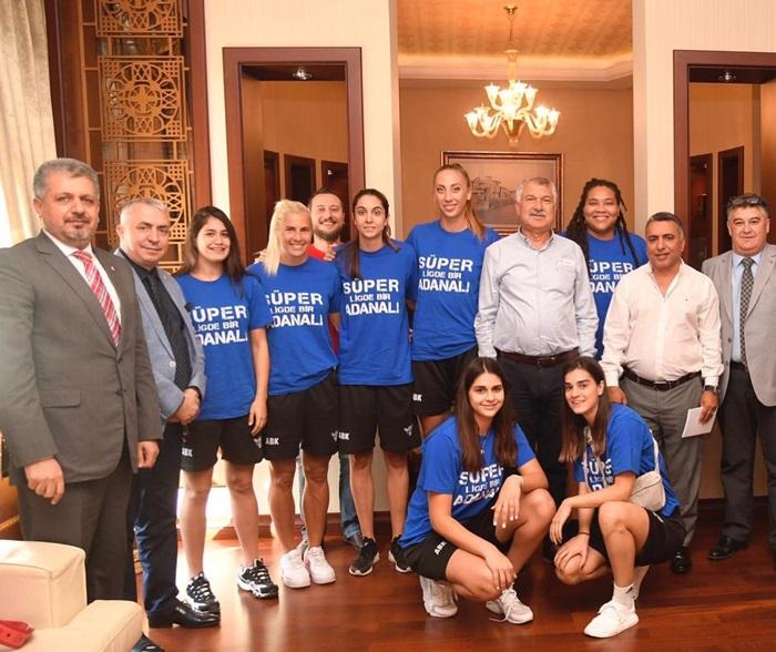 Adana Basketbol'un katılamadığı Türkiye Kupası Adana'da