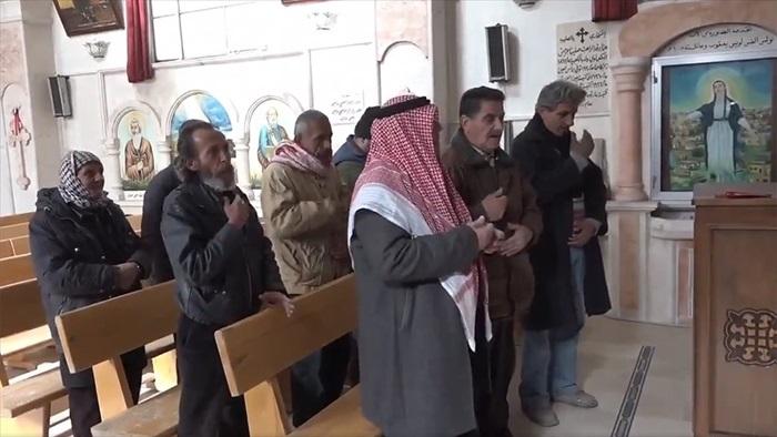 MSB: Barış Pınarı Harekatı bölgesindeki halk ibadetlerini özgürce yerine getiriyor