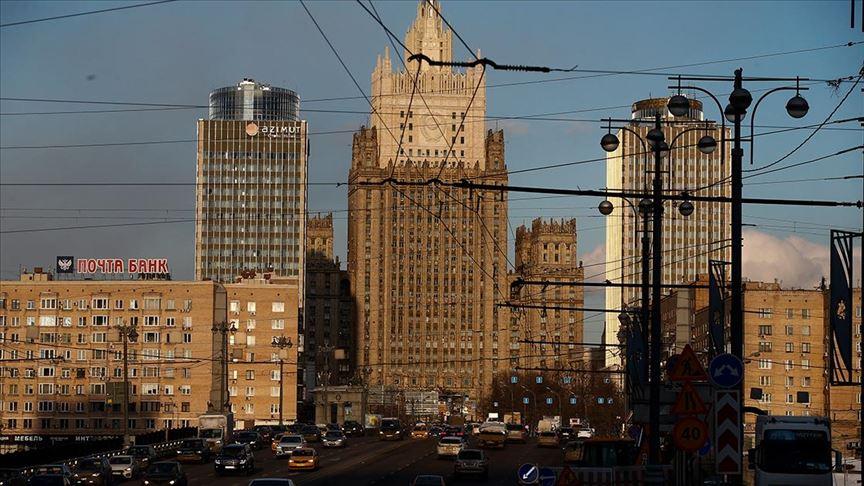 Rusya Dışişleri Bakanlığı: Türkiye ve Rusya, Suriye'deki anlaşmalara bağlılığını teyit etti