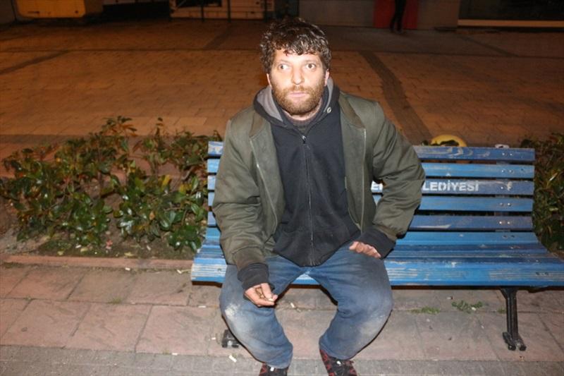 Adana'da yakalanan dilenci ile polis arasında ilginç diyalog yaşandı