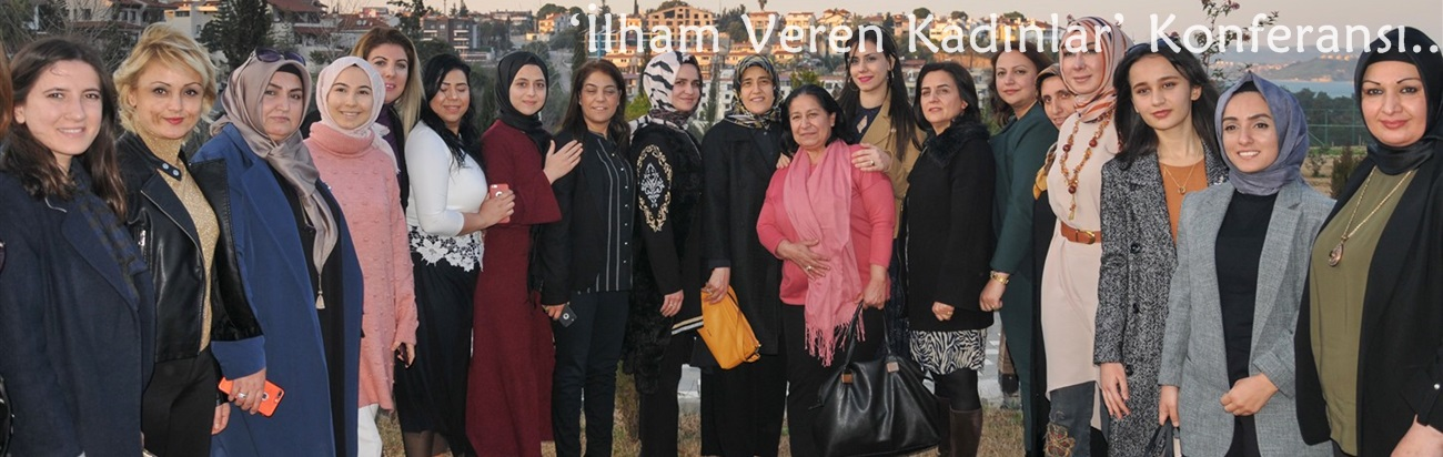 Beyhan Demirtaş 'İlham Veren Kadınlar' Konferansına Katıldı