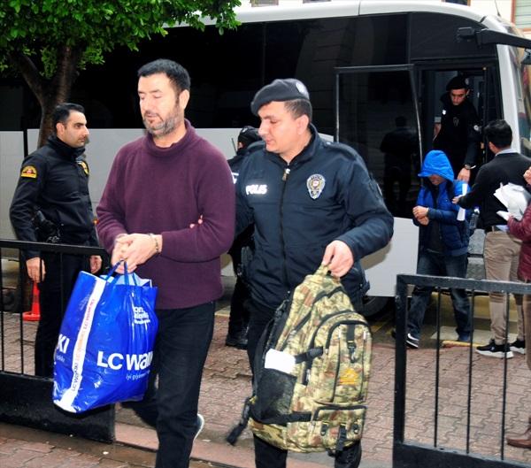 Adana merkezli komiser yardımcılığına geçiş sınavı operasyonunda 3 tutuklama