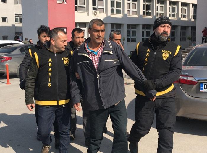Adana'da bir iş yerinin kundaklanmasıyla ilgili yakalanan 3 şüpheliden biri tutuklandı