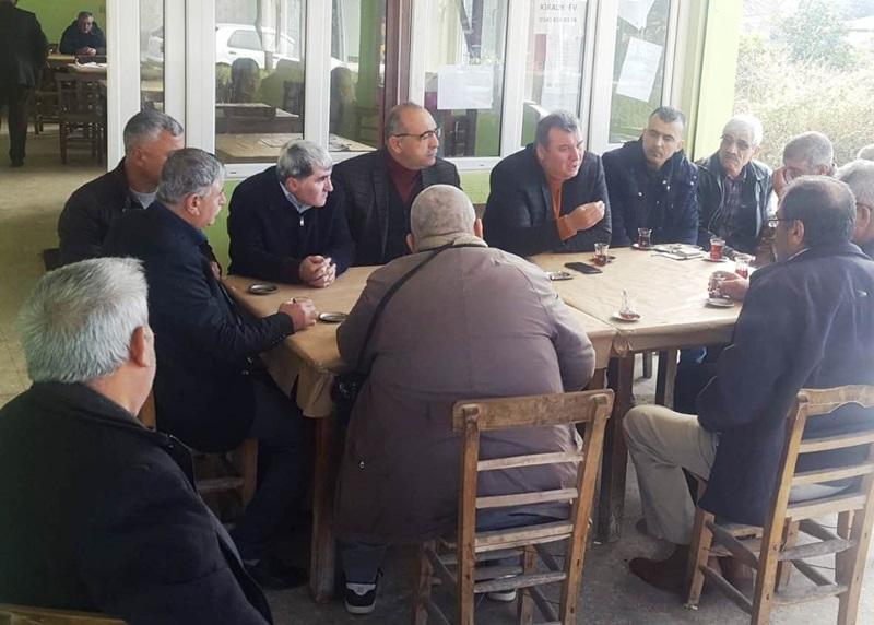 """MHP'li Varlı: """"Üreticinin meselesi hepimizin meselesi"""""""