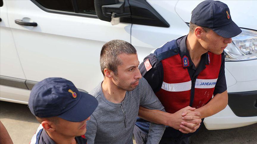 Emniyet Müdürü Verdi'yi şehit eden polis memuru 'FETÖ'den tutuklandı