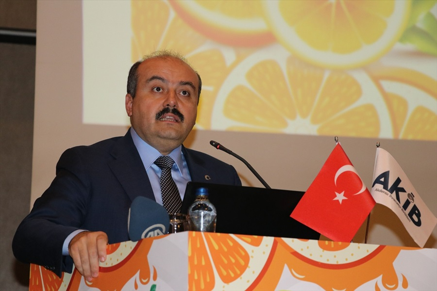Adana'da 2. Turunçgil Forumu düzenlendi