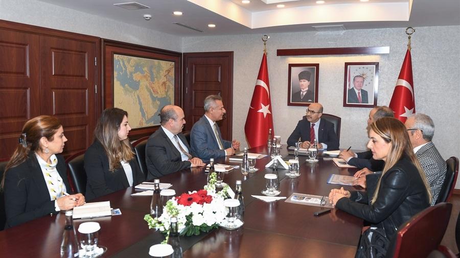 "Vali Demirtaş: ""Adana gastronomi kenti olacak"""