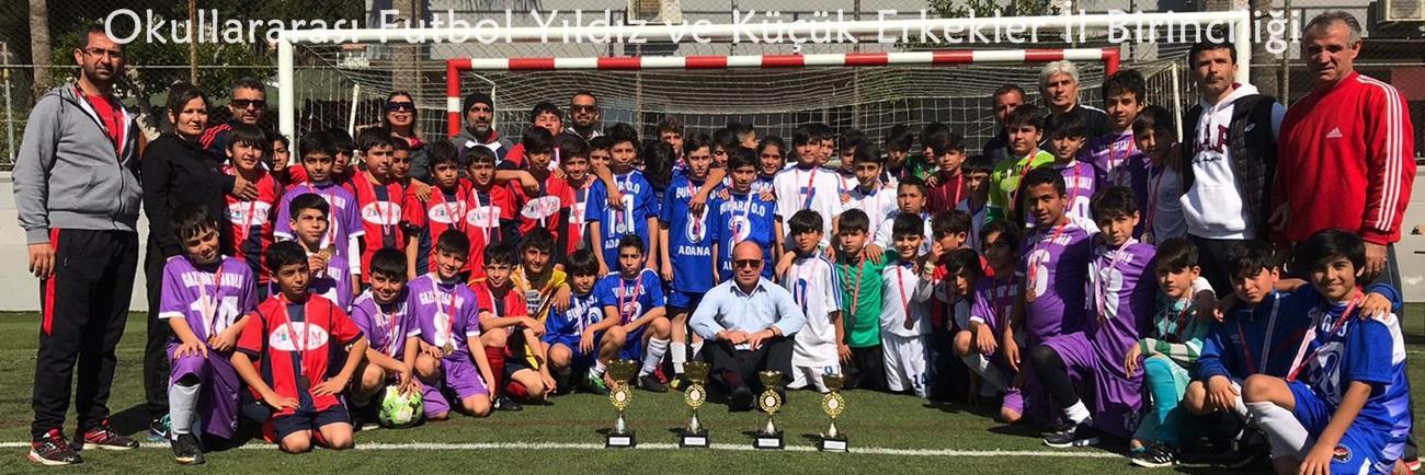 Okullararası Futbol Yıldız ve Küçük Erkekler İl Birinciliği