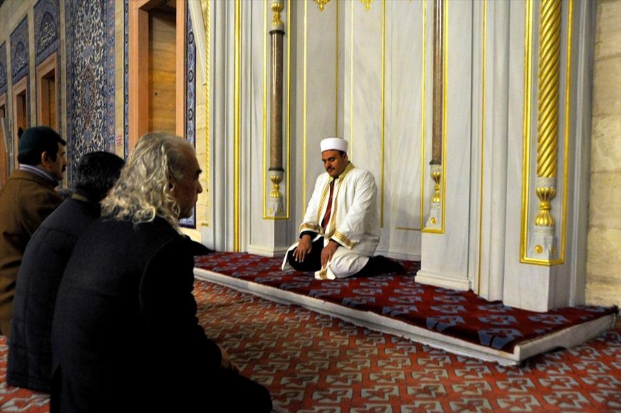 Mehmetçik için Adana'daki camilerde dualar edildi
