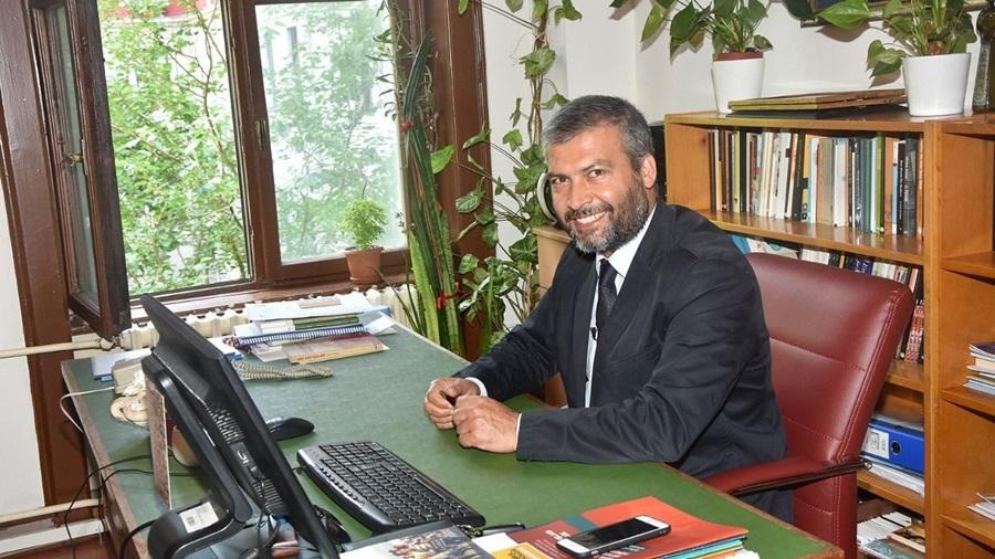 Prof.Dr.Yusuf Adıgüzel: Burası İletişim Fakültesi