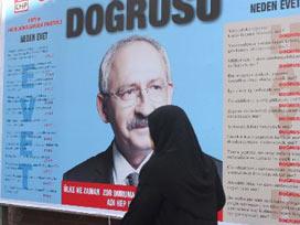 CHP'den 'rahibe gibi örtünme' skandalı?