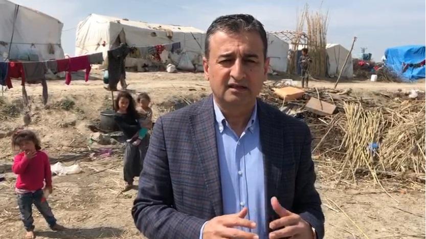 CHP'li Bulut: Virüs tarım işçilerini tehdit ediyor