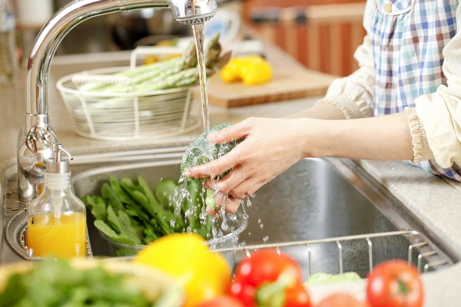 Virüslere Karşı Güvenli Gıda