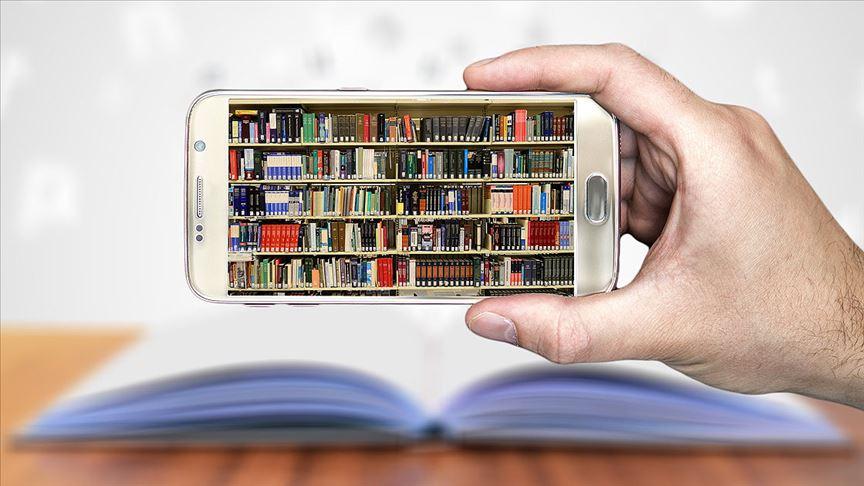 Online kütüphane ve arşivler evde kalan okurların beğenisine sunuluyor