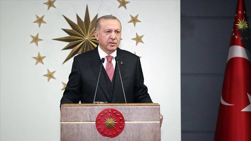 Erdoğan: İkitelli Şehir Hastanesi'nin ilk etabını 20 Nisan'da hizmete alıyoruz