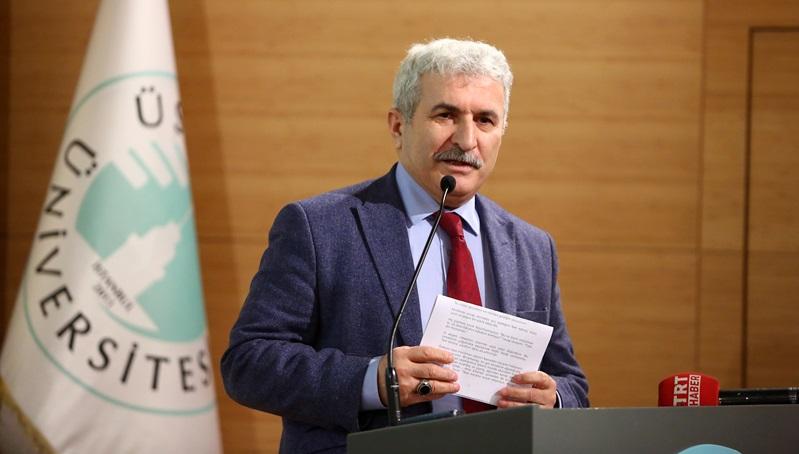 Prof. Dr. Özdemir: Çevre için şimdi değişme zamanı..