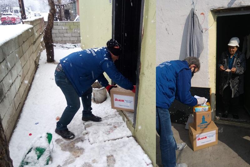 Yıldız Holding afet süresince 10 Bin aileye gıda kolisi dağıtacak..