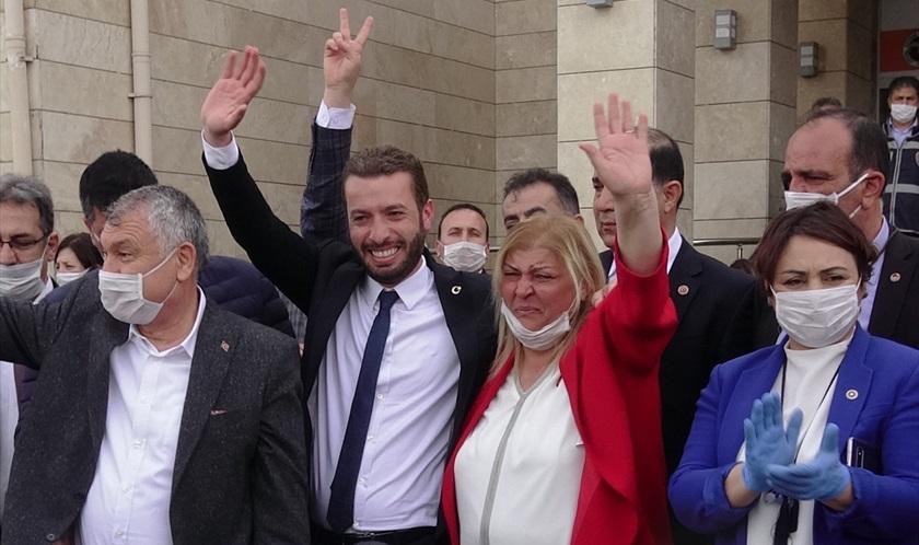 """Ceyhan Belediye Başkanı Erdem: """"İlçemiz için çalışamayı sürdüreceğiz"""""""