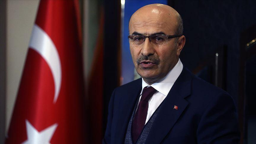 Vali Demirtaş'tan kente giriş çıkış kısıtlamasının kaldırılmasına ilişkin açıklama: