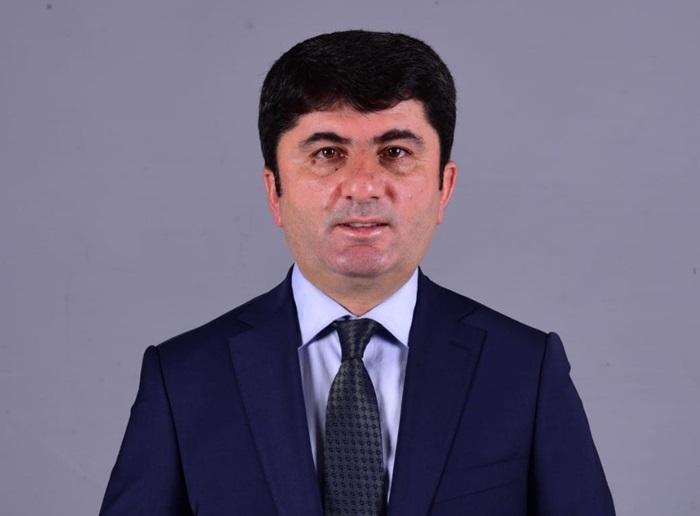 """Başkan Ergü'den """"evde kalın"""" çağrısı"""