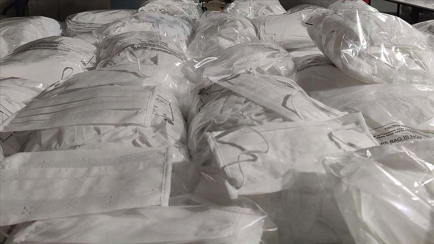 65 ilde izinsiz dezenfektan, kolonya ve maske üretimi yapanlara yönelik 288 operasyon düzenlendi