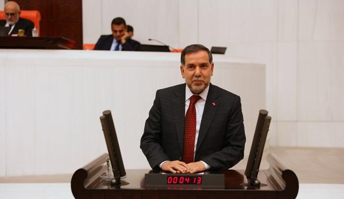 AK Parti Adana Milletvekili Ahmet Zenbilci'nin Ramazan Bayramı Mesajı