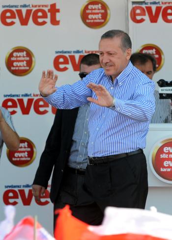 Erdoğan Diyarbakır'dan meydan okudu?