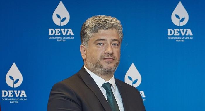 DEVA Partisi Adana Kurucu İl Başkanı Sadullah Kısacık Oldu