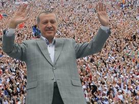 Erdoğan da Kazlıçeşme'de coştu?