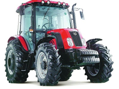 Kayınpederini traktörle ezdi...