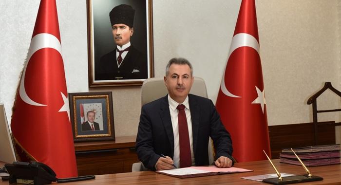 Vali Elban'ın 10 Ocak Çalışan Gazeteciler Günü Kutlama Mesajı