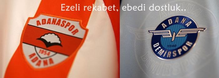 Adana derbisi maç yarın saat 19.00'da başlayacak.