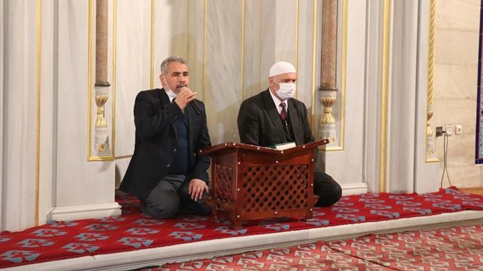 Çukurova'da Regaip Kandili dualarla idrak edildi