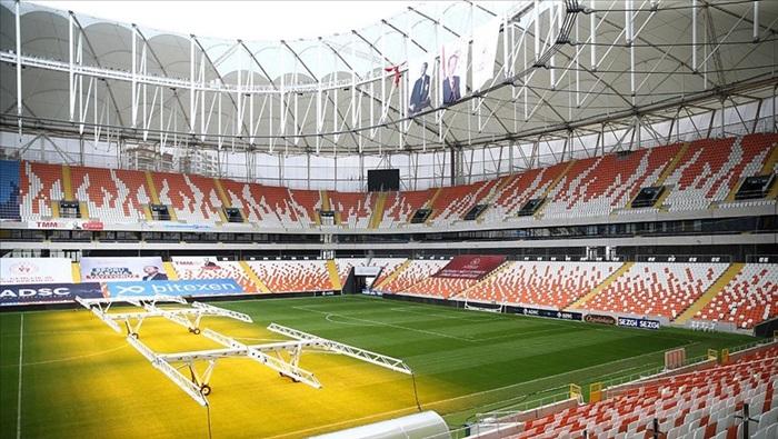 Yeni Adana Stadı güvenlik toplantısı yapıldı