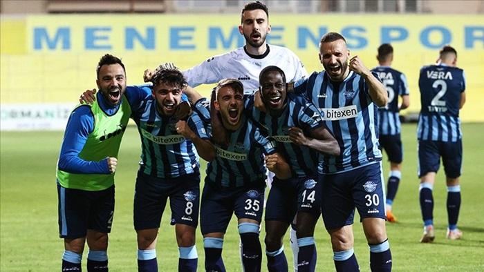 Adana Demirspor, 5. kez Süper Lig vizesi aldı