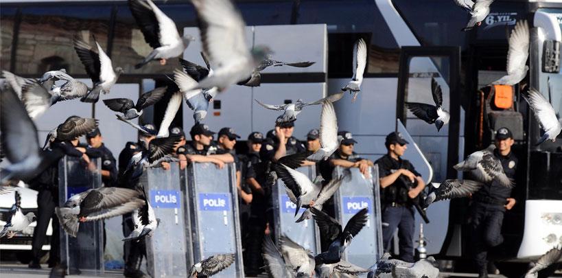 İşte Gezi'nin yıldönümü bilonçosu