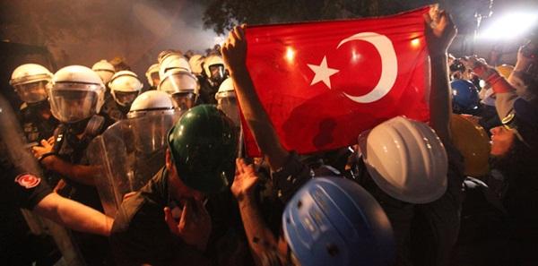 AYM'den Taksim başvurusuna yanıt!