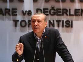 Başbakan Erdoğan: 'Artık farklı bir Türkiye'nin olduğu kabul ediyor'