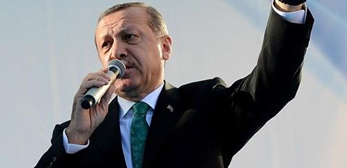 Başbakan Erdoğan: 'Hedef 5 yılda 5 milyar dolar'