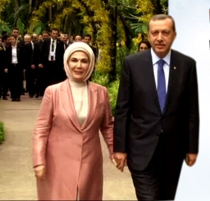 Başbakan Erdoğan, Arınç'ı hastanede ziyaret etti