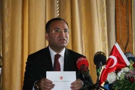 Bakan Bozdağ: 'Bakan olunca kardeşimi pasif göreve aldım'